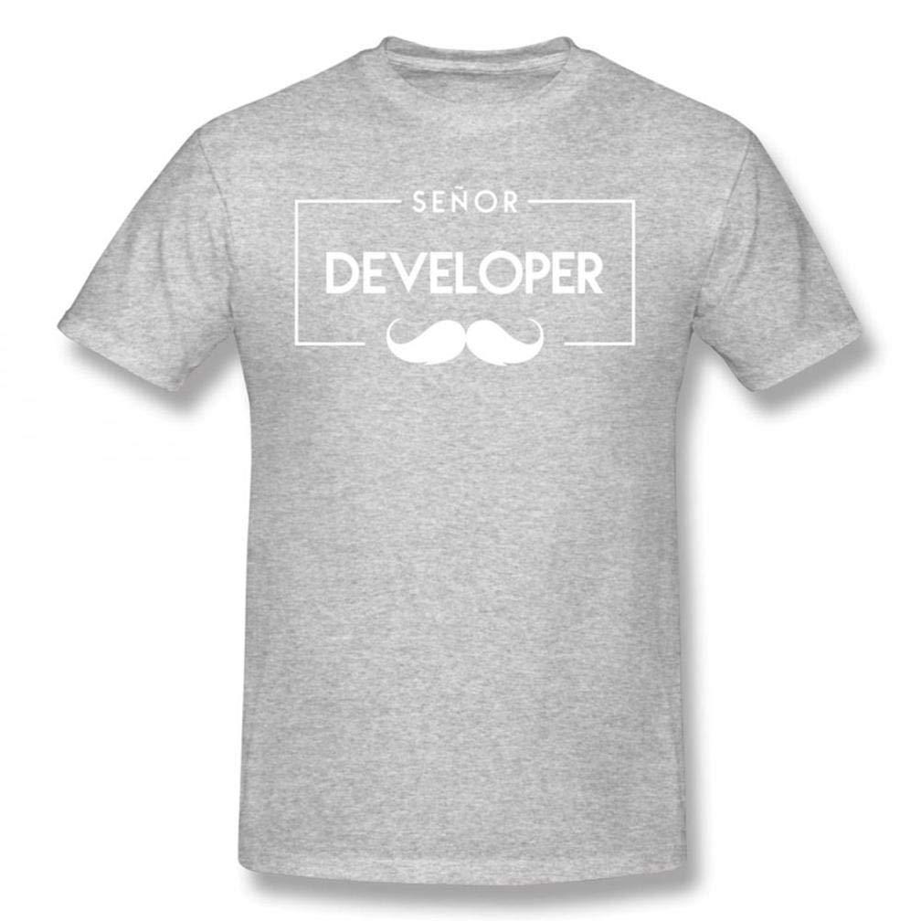 Developer S Printing S Funny Short Sleeves Shirts