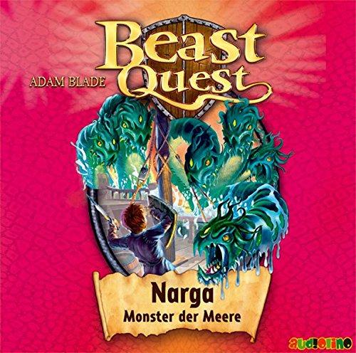 Beast Quest - Narga, Monster der Meere: Band 15