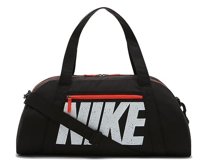 Nike Sporttasche Bolsa de Deporte, Unisex, Black/Total ...