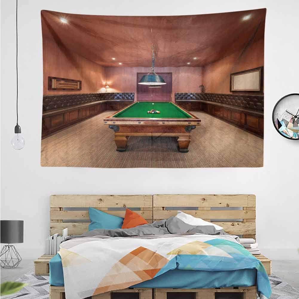 HuaWuChou Juego de Billar Snooker Mesa Tapiz artístico, tapices ...