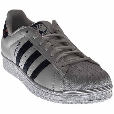 32f1e85b5e4 Adidas SUPERSTAR W womens fashion-sneakers S80481 5.5 - White St Dark Slate