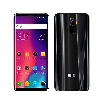 Smartphone 4G Desbloqueado Elephone U Pro Android 8.0 Octa Core ...