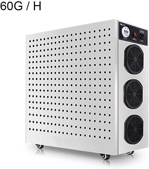 YALIXI Generador De Ozono, Purificador De Aire Comercial ...