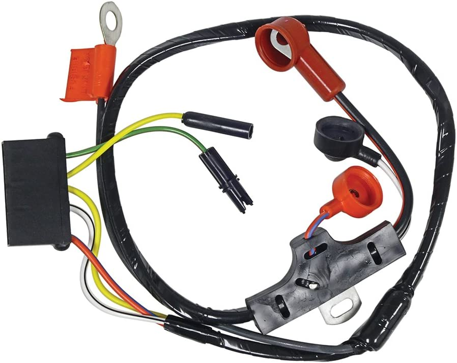 Amazon.com: Alternator Wiring Harness to Regulator and Battery 1971 Torino,  Mustang, Cougar, Montego without Gauges (D1OZ-14305B): Automotive | Mustang Alternator Wiring Harness |  | Amazon.com
