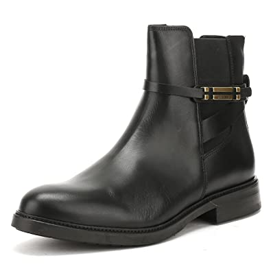 Tommy Hilfiger Holly Boots Black Amazon Co Uk Shoes Bags