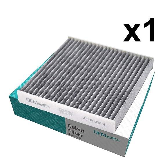 Aktivkohle 80292-TF0-G01 80291-TF0-E01 f/ür City Civic X CR-Z Fit 3 4 HR-V Insight 2011 2012 2013 2014 Autozubeh/ör Pollen Innenraum-Klimafilter inkl