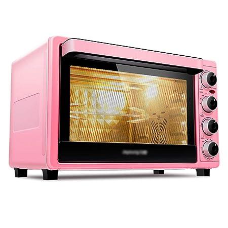 CL- Chun Li Mini Horno eléctrico - Pink Girl Home Revestimiento ...