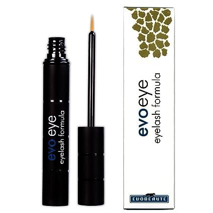 Pack EvoEye Eyelash formula + EvoMascara Volumen con ácido hialurónico