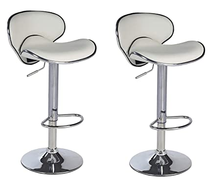 Wondrous Amazon Com Duhome Bar Stools Set Of 2 Synthetic Leather Andrewgaddart Wooden Chair Designs For Living Room Andrewgaddartcom