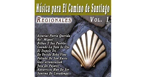 Amazon.com: Musica Para El Camino De Santiago Regionales Vol ...