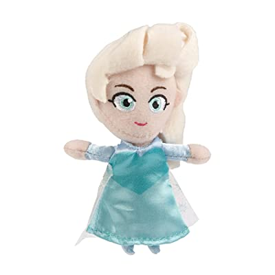 Animewild Disney Frozen Mini Mascot Plush Toy - Elsa: Toys & Games