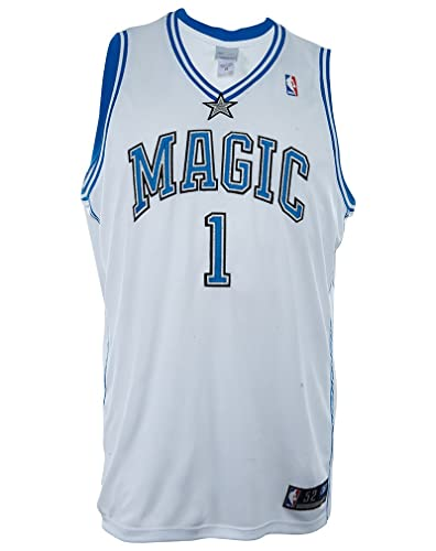 36cee893319 Reebok Orlando Magic Tracy McGrady Authentic NBA Jersey Mens Style  R704A-Magic  Size