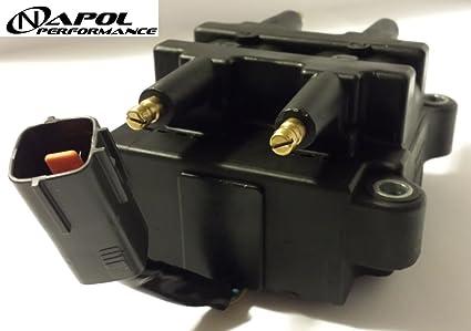 Subaru Impreza WRX STI / Forester 2.0L Ignition Coil 22433AA430 FH0161 JDM    22433