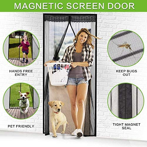 Magnetic VDEALEN Mosquito Curtain Magnets product image