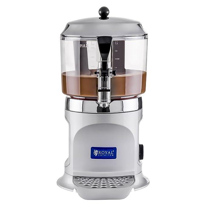 Royal Catering - RCSS-5 - Dispensador de chocolate - 5 Litros - 1000 watt - Envío Gratuito: Amazon.es: Hogar