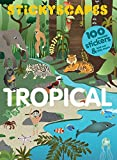 img - for Stickyscapes Tropical Adventures book / textbook / text book