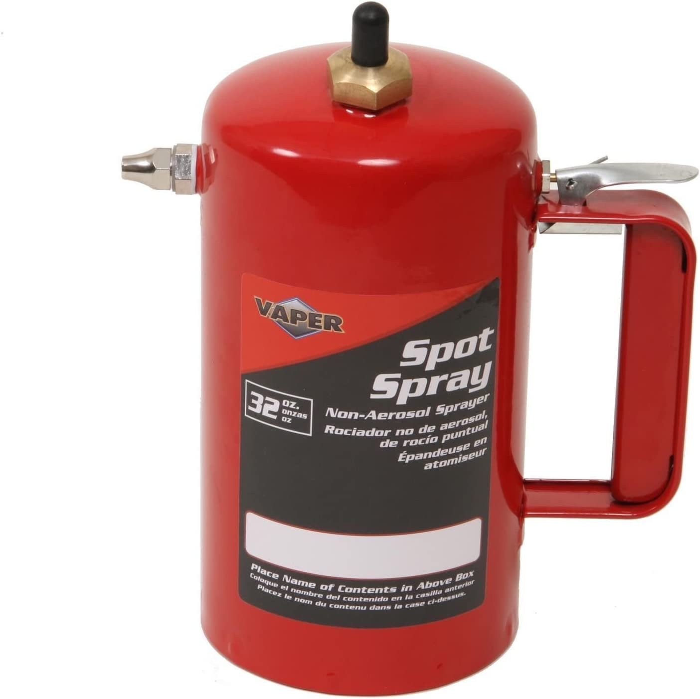 Vaper 19419 Red Spot Spray Non-Aerosol Sprayer (Red) - 32 oz. : Lawn And Garden Power Sprayers : Automotive