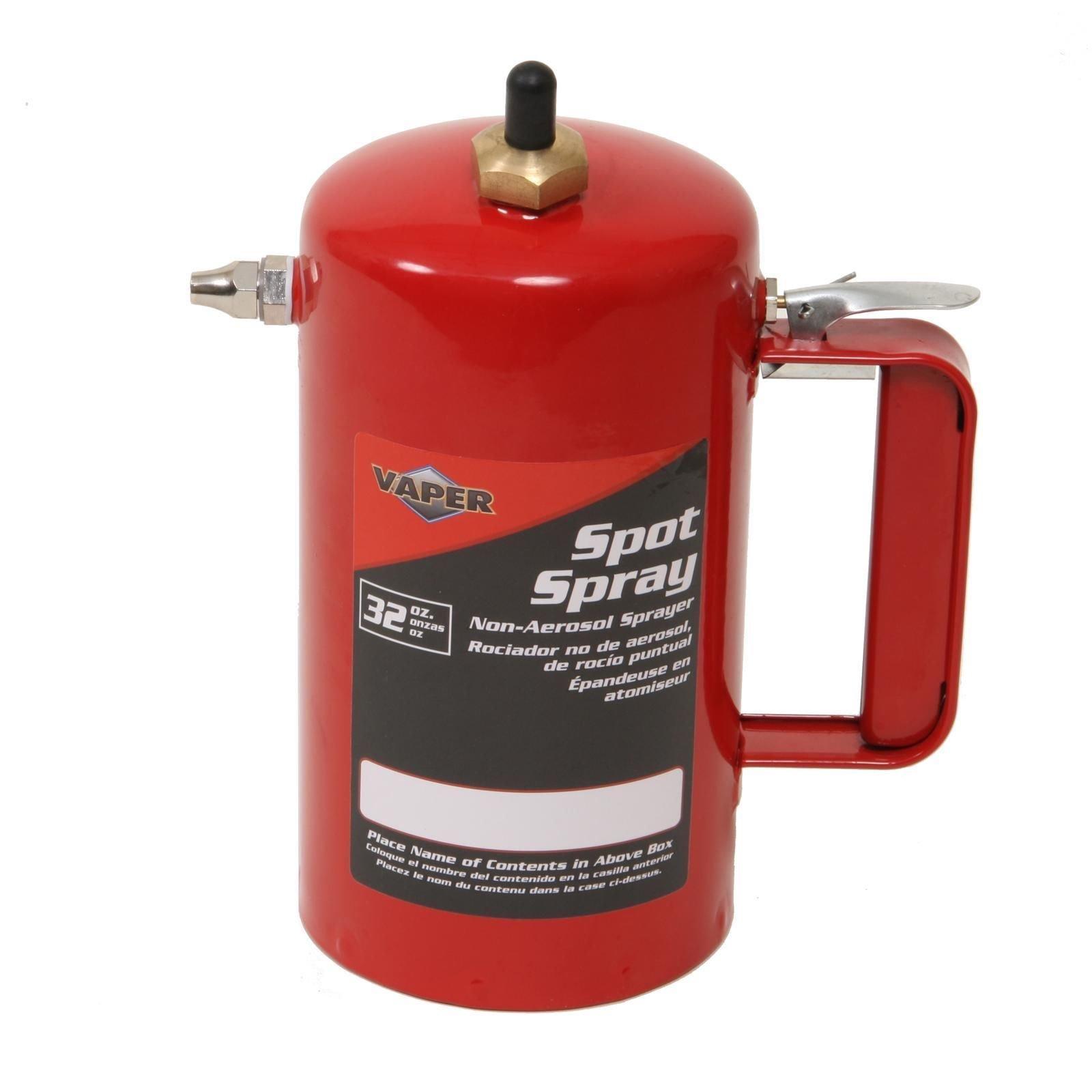 Vaper 19419 Red Spot Spray Non-Aerosol Sprayer (Red) - 32 oz.