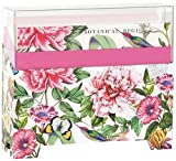 Michel Design Works 14 Count Boxed Notes, Peony