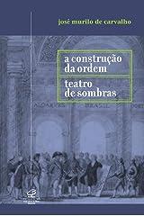 A construção da ordem e Teatro das sombras Capa comum