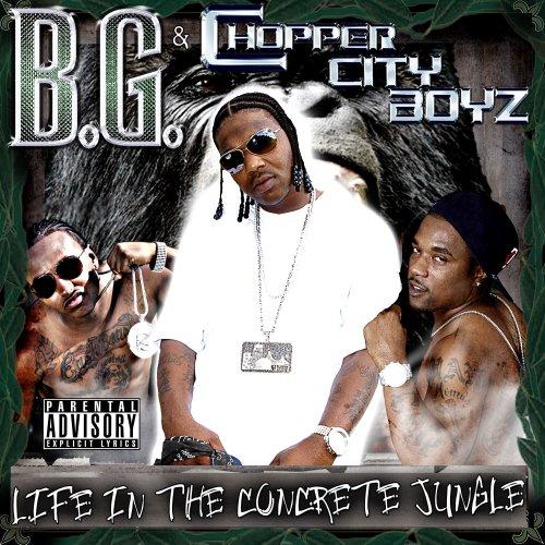 Chopper City Gorilla Dept: Life Jungle in the Concrete Ranking TOP14