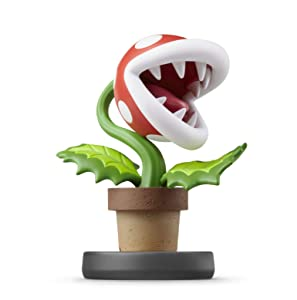 Nintendo amiibo - Piranha Plant - Super Smash Bros. Series