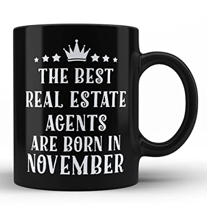 Best Real Estate Agents Mug