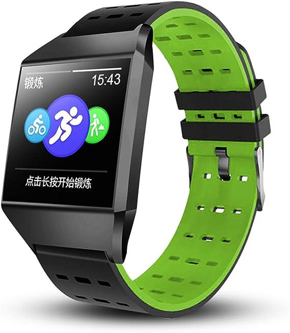 1.3 Zoll Damen Smartwatch Fitness Armband Wasserdicht IP67 Sport Uhr Tracker DE