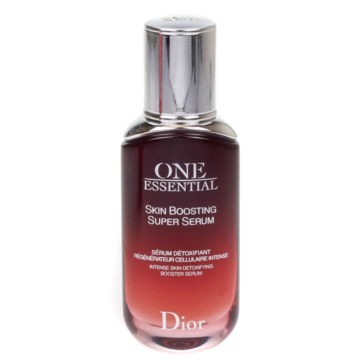【新作からSALEアイテム等お得な商品満載】 クリスチャンディオール Essential One Essential Skin Boosting Super Serum Skin 50ml/1.7oz並行輸入品 Boosting B074HZ3N74, ワインショップ 葡萄館:509a2805 --- ultraculture.ru