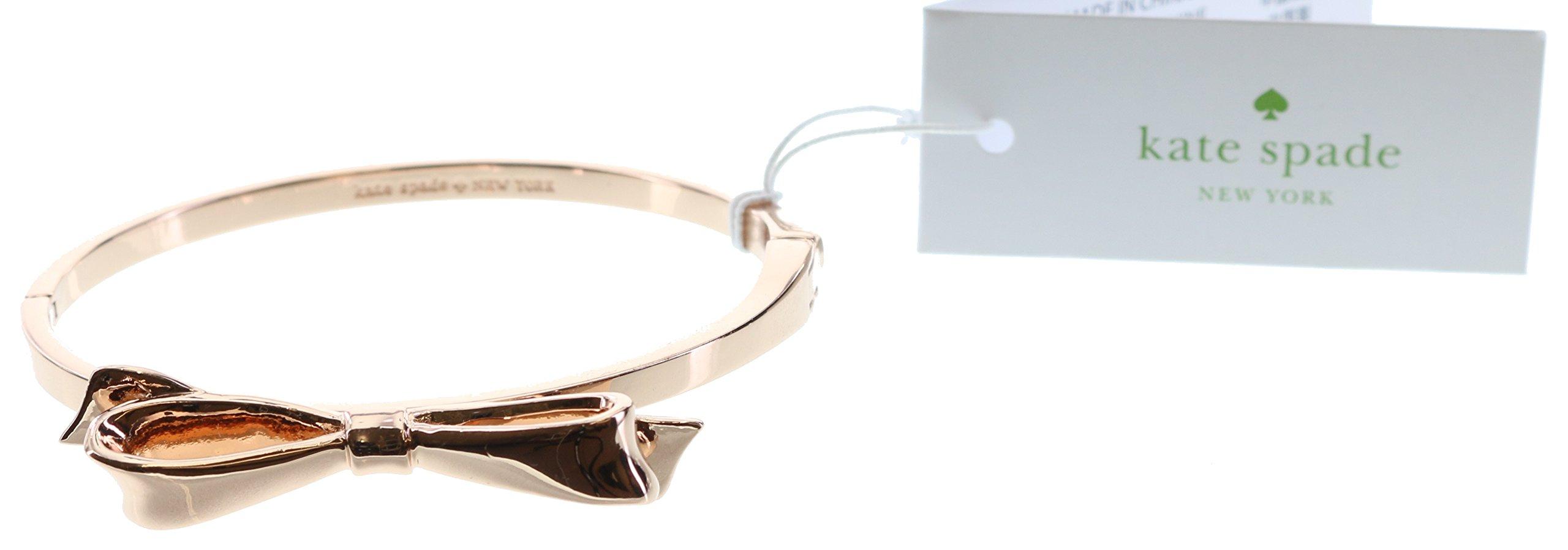Kate Spade New York Love Notes Bangle Hinged Bracelet by Kate Spade New York