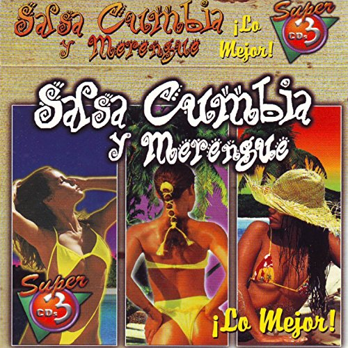 Salsa, Cumbia Y Merengue ¡Lo Mejor!