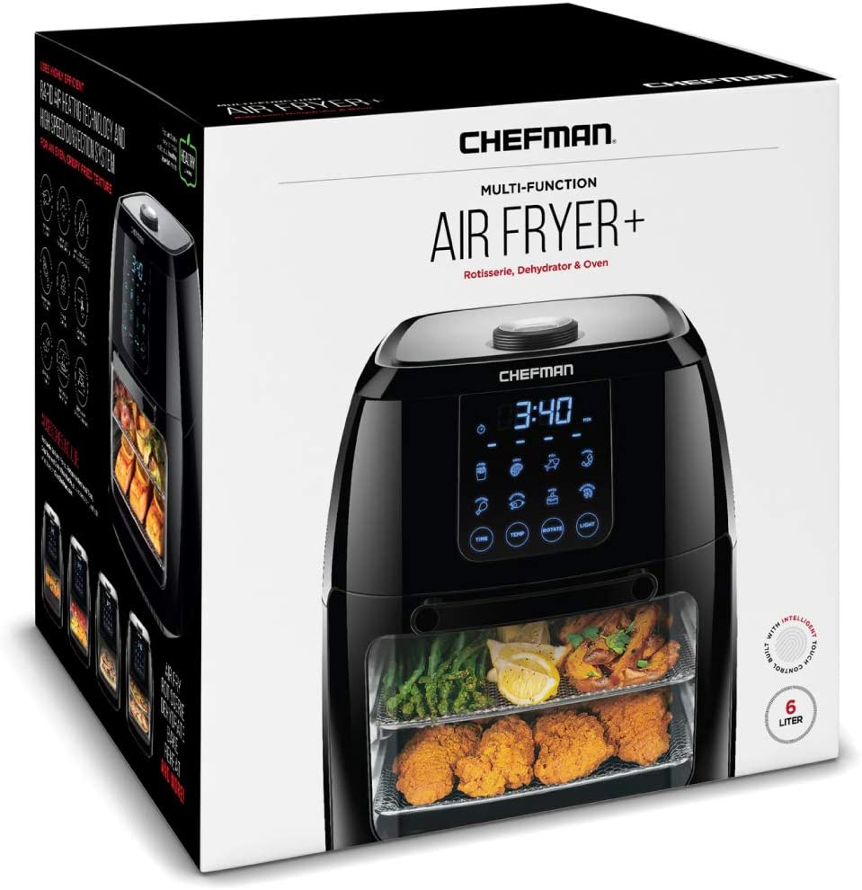 Chefman - best air fryer for large family