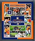 "Houston Astros 2017 World Series Champions Composite Photo (Size: 17"" x 21"") Framed"