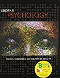 Abnormal Psychology (Loose Leaf) and eBook Access Card, Rosenberg, Robin, 1464105960