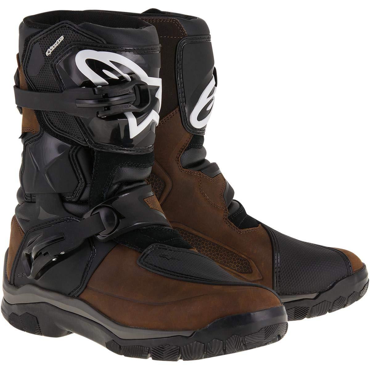 Alpinestars Belize Drystar Boots (10) (BROWN) 2047317-82-10-WPS