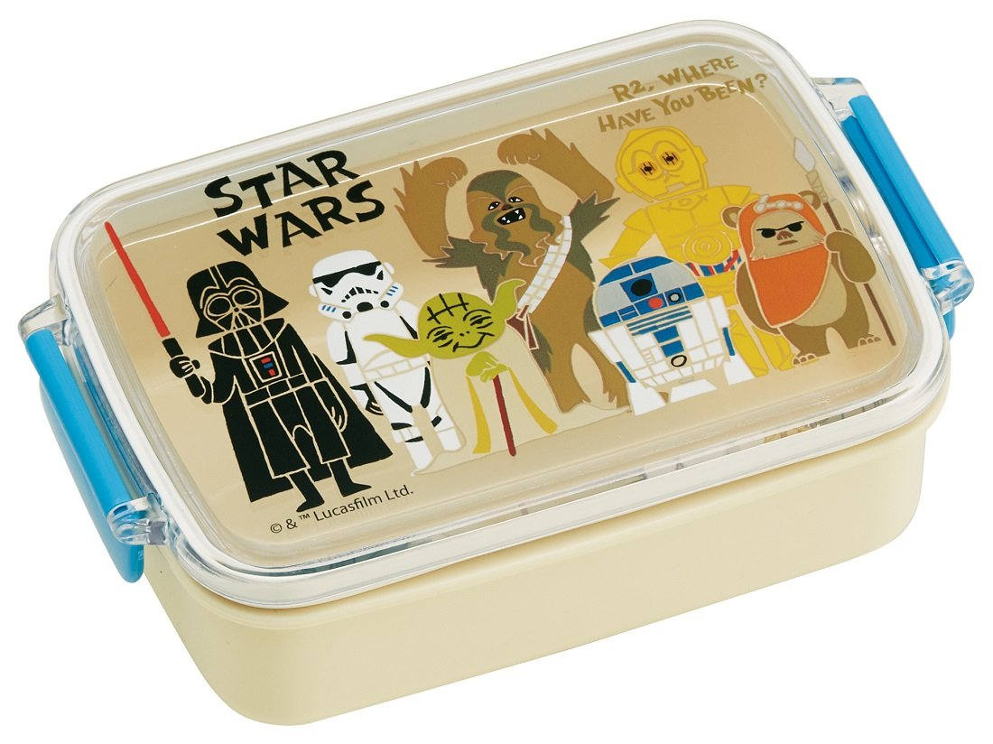 Skater Star Wars Lunch Bento Box | Best Bento Lunch Boxes