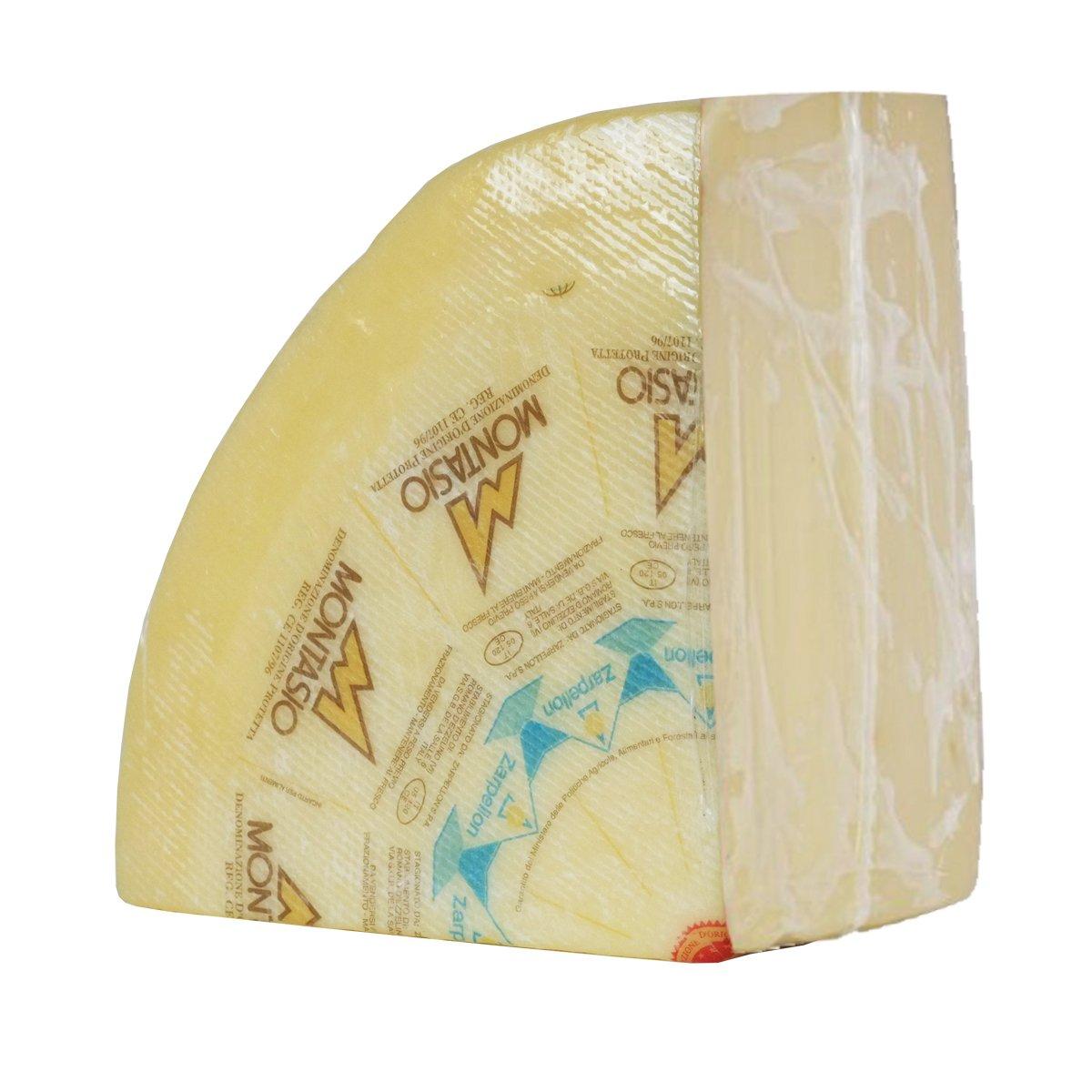 Montasio Italian Cheese D.O.P. - 3.5 lb approx.