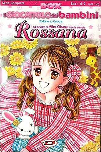 Amazon.it: Il Giocattolo dei Bambini Rossana nn. 110+