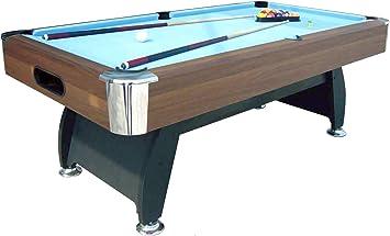 Softee Equipment 0009900 Mesa Billar Campeonato, Blanco, S: Amazon.es: Deportes y aire libre