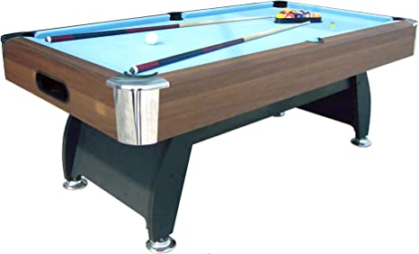 Softee Equipment 0009900 Mesa Billar Campeonato, Blanco, S ...