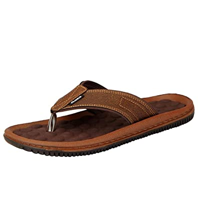 18ee50434a BATA Men's Synthetic Slippers: Buy Online at Low Prices in India ...