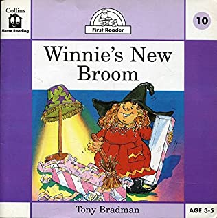 book cover of Winnie\'s New Broom