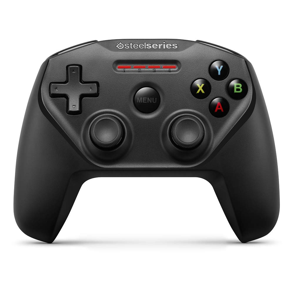 SteelSeries Nimbus Wireless Gaming Controller for Apple TV, iPhone, iPad, iPod touch, Mac by SteelSeries