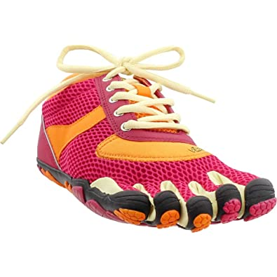 new styles ff12c c375c Vibram FiveFingers Speed Running Shoes - 8.5-9 - Rose Pumpkin