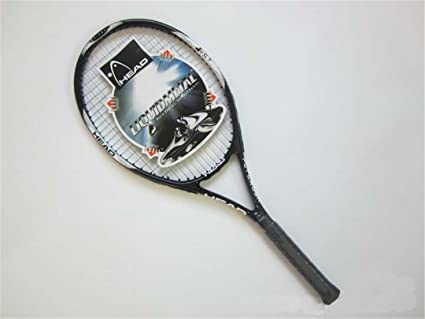 Tennis Racket Raquete De Tennis Carbon Fiber Top Material Tennis String Raquetas De Tenis Black