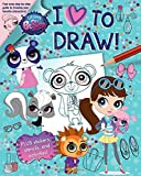 Littlest Pet Shop: I Love to Draw!