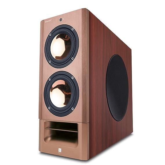 5a71372380e iBall Tarang 2.1 Mini Tower Speakers (Rose Gold) PC Speakers