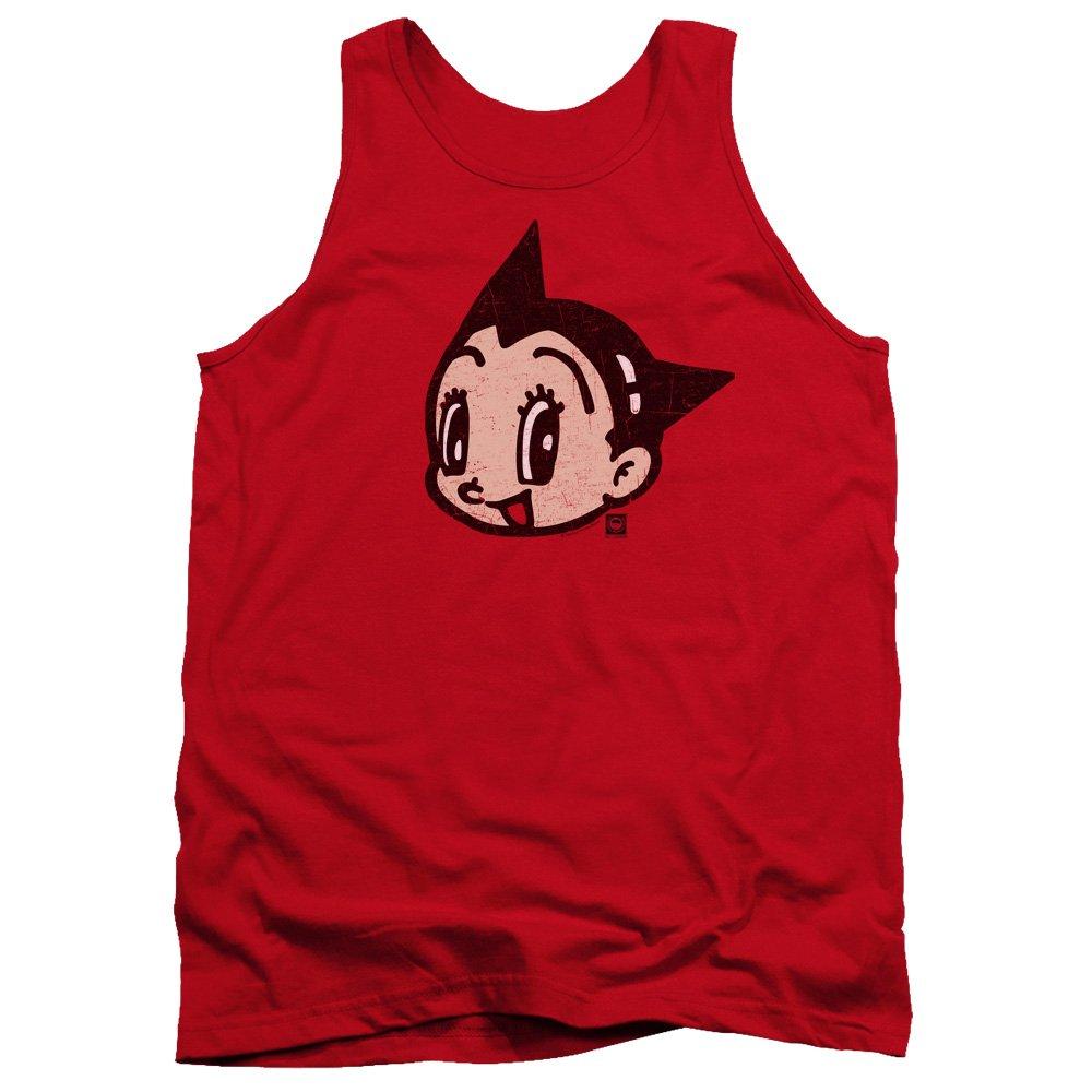 MMM Merchandising Astro Boy Mens Face Tank Top