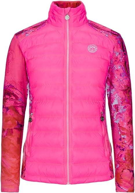 Bidi Badu Chaqueta Lee Tech Down Jacket Rosa Mujer: Amazon.es ...