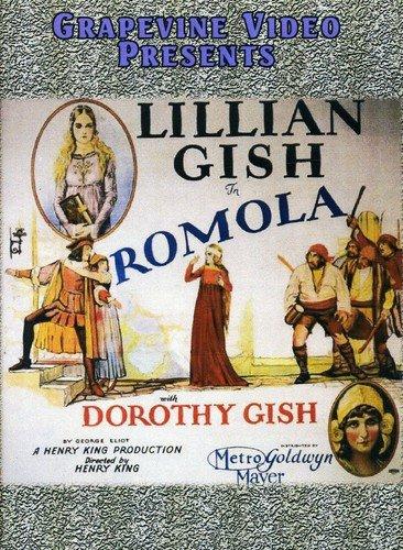DVD : Romola (Black & White, Silent Movie)